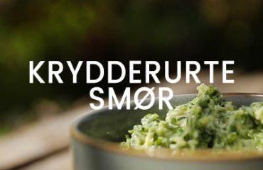 Krydderurtesmør med Greenify