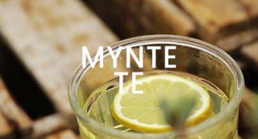 Mynte Te med Greenify