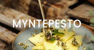 Myntepesto med Greenify