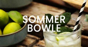Sommerbowle med Greenify