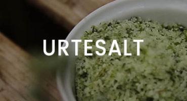 Urtesalt med Greenify