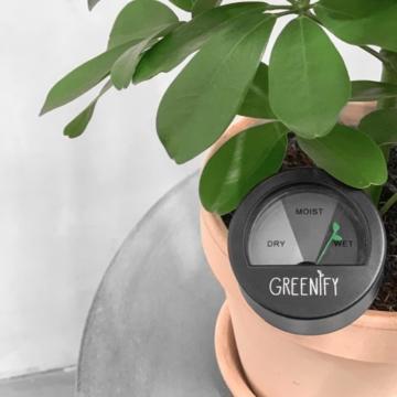 Fugtmåler fra Greenify