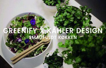 Greenify x Kähler - Krydderurter