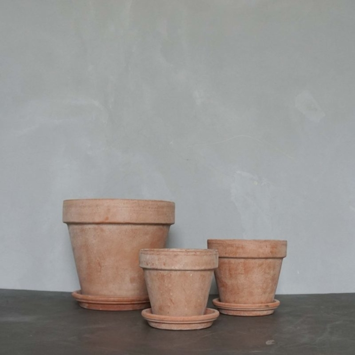 Terracotta krukker fra Greenify