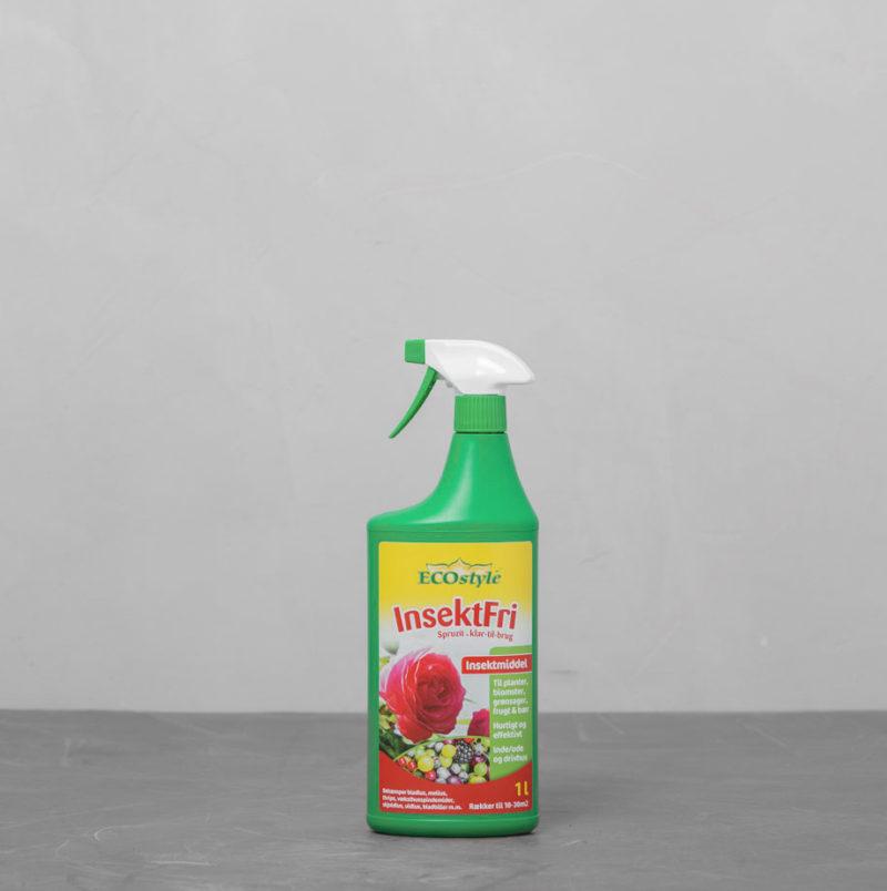 EcoStyle Insektspray fra Greenify