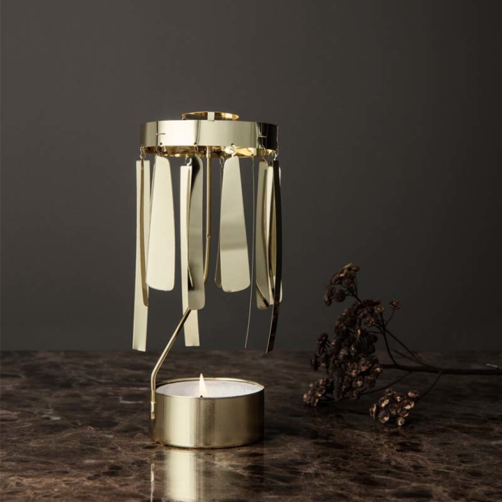 Ferm Tangle Spinning Tealight fra Greenify