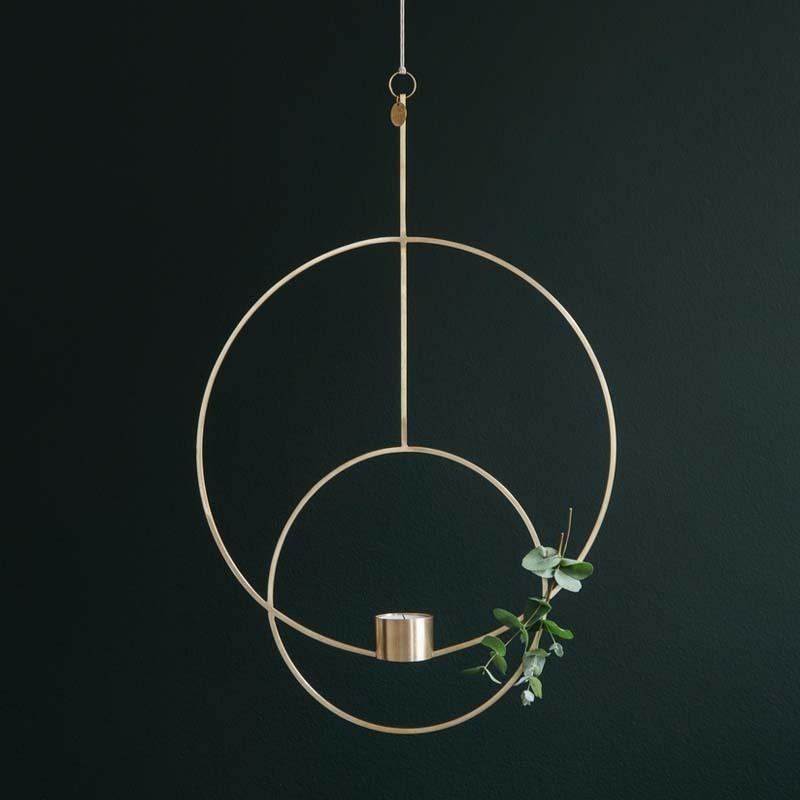 Ferm Hanging Tealight fra Greenify