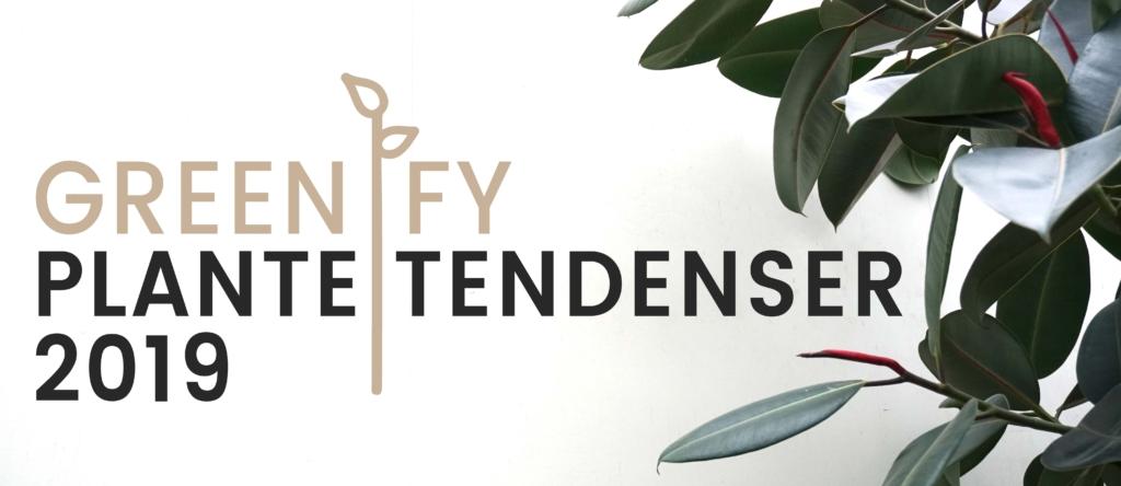 Plante tendenser 2019 fra Greenify