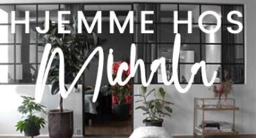 Hjemme hos Michala