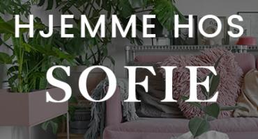 Hjemme hos Sofie fra Greenify