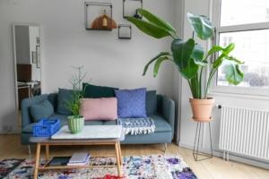 Hjemme hos Nanna fra Greenify
