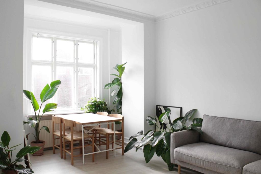 Hjemme hos Lasse - stue