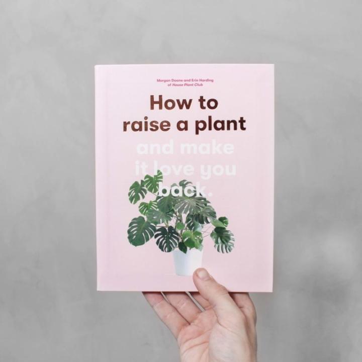 Plantebog fra Greenify