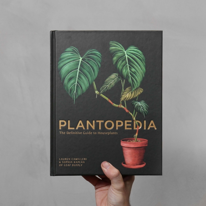 Plantopedia fra Greenify
