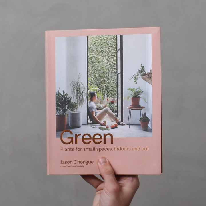 Green: Plants for small spaces fra Greenify