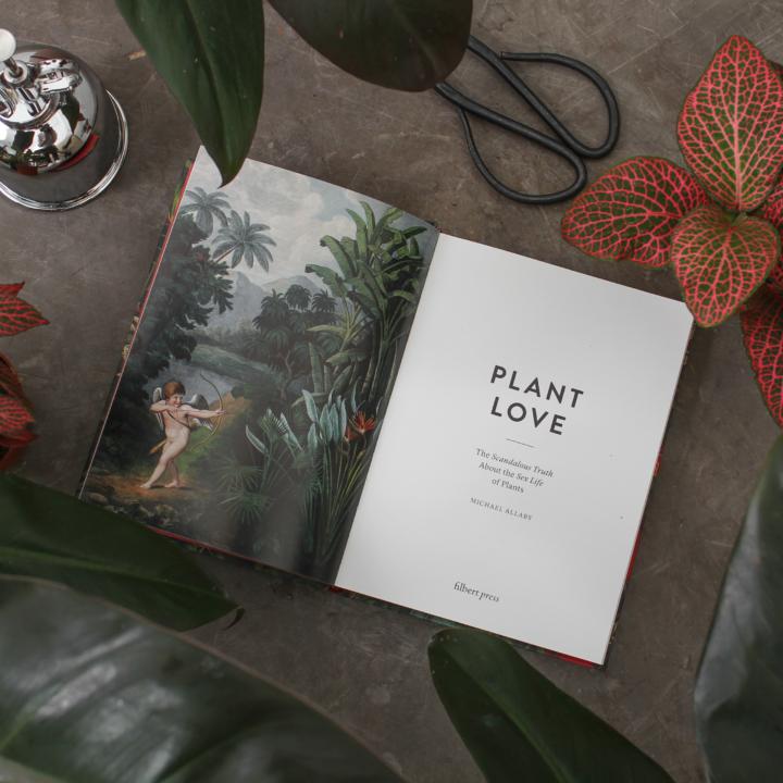 Plant Love fra Greenify - Bøger