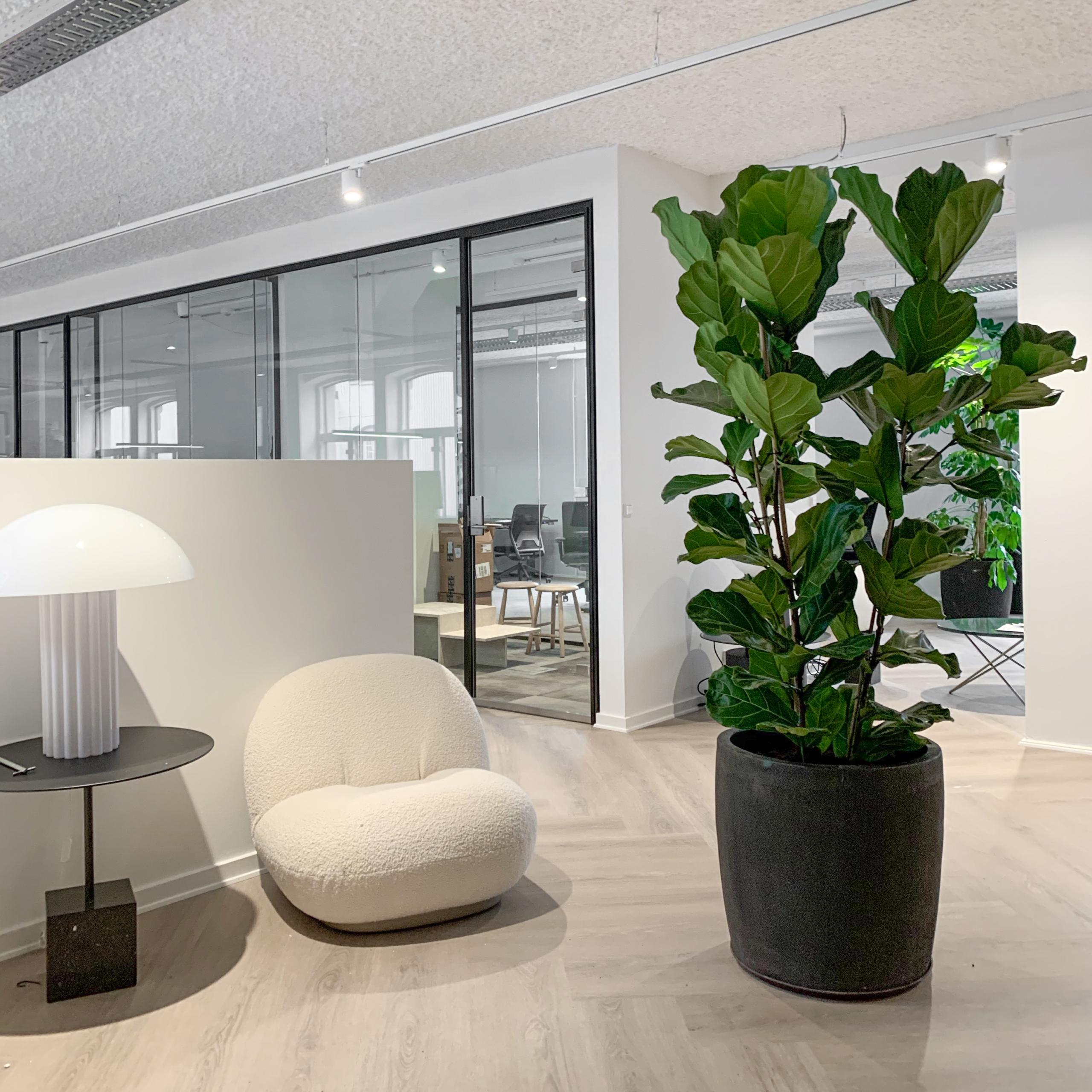 Dept Agency - Kontorbeplantning - Planteservice - Virksomheder - Cases